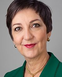Dr. Andrea Grebe, MPH